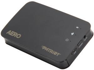 Patriot Aero 1TB External Hard Drive PCGTW1000S Black