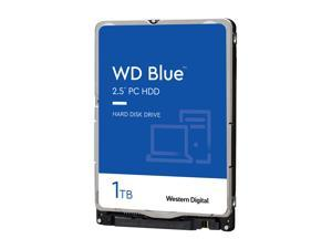 "WD Blue 1TB 5400 RPM 128MB Cache SATA 6.0Gb/s 2.5"" Mobile Hard Drive WD10SPZX"