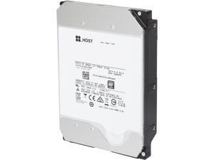"HGST Ultrastar He10 HUH721010ALE604 10TB 7200 RPM 256MB Cache SATA 6.0Gb/s 3.5"" Helium Platform Enterprise Hard Drive Bare Drive"