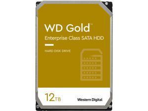 WD Gold 12TB Enterprise Class Hard Disk Drive - 7200 RPM Class SATA 6Gb/s 256MB Cache 3.5 Inch - WD121KRYZ