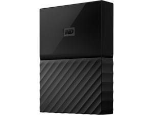 WD 4TB My Passport Portable Gaming Hard Drive - USB 3.0 - WDBZGE0040BBK-NESN