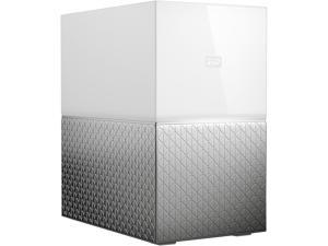 WD 4TB My Cloud Home Duo Personal Cloud Storage (iOS/Android & Mac/PC Compatible) - (WDBMUT0040JWT-NESN)