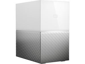 WD 12TB My Cloud Home Duo Personal Cloud Storage (iOS/Android & Mac/PC Compatible) - (WDBMUT0120JWT-NESN)