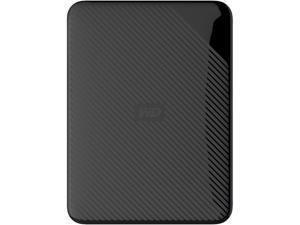 WD 2TB Gaming Drive Black External Hard Drive for Playstation/Xbox & PC - USB 3.0 (WDBDFF0020BBK-WESN)