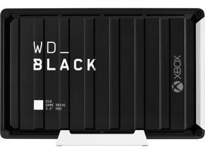 WD_BLACK 12TB D10 Game Drive for Xbox One, USB 3.2 Gen 1, WDBA5E0120HBK-NESN