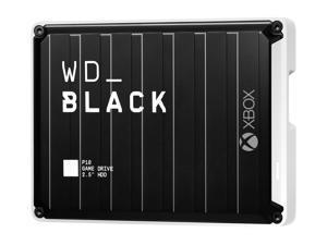 WD Black 5TB P10 Game Drive Portable External Hard Drive for Xbox USB 3.2 (WDBA5G0050BBK-WESN)