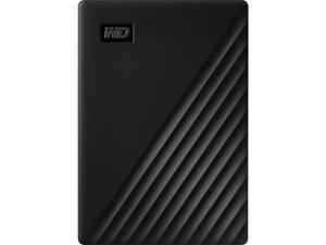 WD 2TB My Passport Portable Storage External Hard Drive USB 3.2 for PC/MAC Black (WDBYVG0020BBK-WESN)