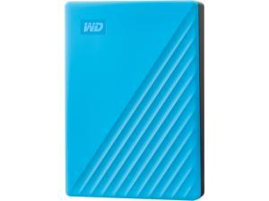 WD 4TB My Passport Portable Storage USB 3.2 Gen 1 - Blue - WDBPKJ0040BBL-WESN