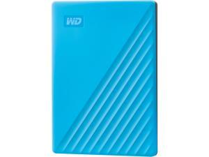 WD 2TB My Passport Portable Storage USB 3.2 Gen 1 - Blue - WDBYVG0020BBL-WESN