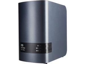 WD 12TB My Cloud EX2 Ultra NAS - Network Attached Storage - Dual-Core Processor (WDBVBZ0120JCH-NESN)