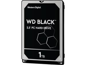 WD Black 1TB Mobile Hard Disk Drive - 7200 RPM SATA 6Gb/s 32MB Cache 2.5 Inch - WD10JPLX