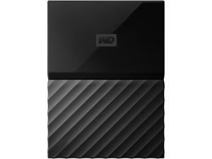 WD My Passport for Mac 3TB USB 3.0 Portable Storage Model WDBP6A0030BBK-WESN