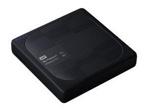 WD 4TB My Passport Wireless Pro Portable External Hard Drive - WiFi AC, SD, USB 3.0 - WDBSMT0040BBK-NESN