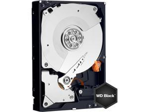 WD Black 4TB Performance Desktop Hard Disk Drive - 7200 RPM SATA 6 Gb/s 64MB Cache 3.5 Inch - WD4001FAEX