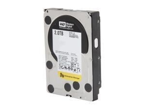 "Western Digital RE4-GP WD2003FYPS 2TB 5400 RPM 64MB Cache SATA 3.0Gb/s 3.5"" Internal Hard Drive Bare Drive"