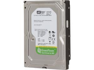 "Western Digital AV-GP WD10EURX 1TB IntelliPower 64MB Cache SATA 6.0Gb/s 3.5"" Internal Hard Drive -Manufacture Recertified Bare Drive"