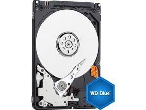 WD Blue 500GB Mobile 7.00mm Hard Disk Drive - 5400 RPM SATA 6 Gb/s 2.5 Inch - WD5000LPVX