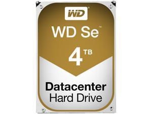 "WD Se WD4000F9YZ 4TB 7200 RPM 64MB Cache SATA 6.0Gb/s 3.5"" Datacenter Capacity HDD Bare Drive"