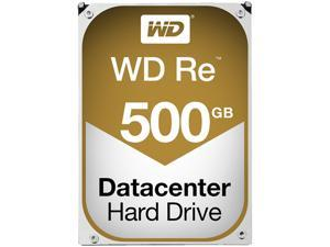 WD Re 500GB Datacenter Capacity Hard Disk Drive - 7200 RPM Class SATA 6Gb/s 64MB Cache 3.5 inch WD5003ABYZ