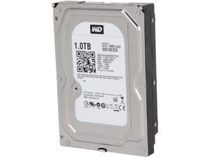 """Western Digital Blue WD10EZEX 1TB 7200 RPM 64MB Cache SATA 6.0Gb/s 3.5"""" Internal Hard Drive Bare Drive"""