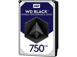 WD Black 750GB Performance Mobile Hard Disk Drive - 7200 RPM SATA 6Gb/s 16MB Cache 2.5 Inch - WD7500BPKX