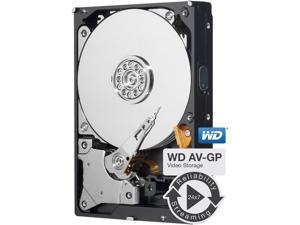 """WD AV-GP WD20EURX 2TB IntelliPower 64MB Cache SATA 6.0Gb/s 3.5"""" Internal Hard Drive Retail"""