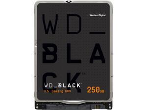"""WD Black WD2500LPLX 250GB 7200 RPM 32MB Cache SATA 6.0Gb/s 2.5"""" Internal Hard Drive Bare Drive"""