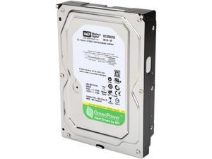 "Western Digital AV-GP WD3200AVVS 320GB 7200 RPM 8MB Cache SATA 3.0Gb/s 3.5"" Internal AV Hard Drive Bare Drive"