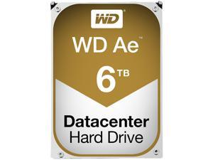 """WD Ae WD6001F4PZ 6TB 5760 RPM 64MB Cache SATA 6.0Gb/s 3.5"""" Datacenter Archive HDD"""