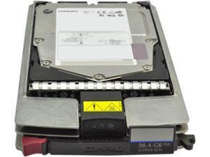 "HP 233350-001 36.4GB 15000 RPM Ultra3 SCSI 1"" Proliant Hard Drive"
