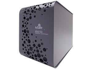 "ioSafe SOLO G3 4TB 3.5"" USB 3.0 Mac Storage Model SK4TBMAC"