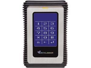 DataLocker 2TB DL3 AES Encrypted Portable External Hard Drive USB 3.0 Model DL2000V3 N/A