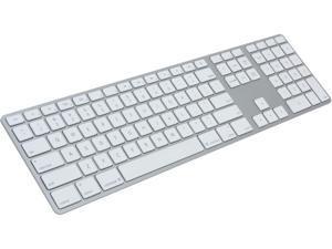 Apple Keyboard with Numeric Keypad, USB - English, MB110LL/A