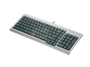 SolidTek KB-P5100SU USB N/A Ultra Slim Keyboard