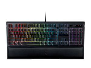 Razer Ornata Chroma - RGB Mecha-Membrane Gaming Keyboard with Mid-Height Keycaps - RZ03-02040200-R3U1