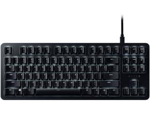 Razer BlackWidow Lite – Silent Mechanical Gaming Keyboard - US Layout NASA (Orange Switch)