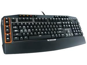 Logitech Recertified 920-003887 G710+ Mechanical Gaming Keyboard with Tactile High-Speed Whisper-Quiet Keys