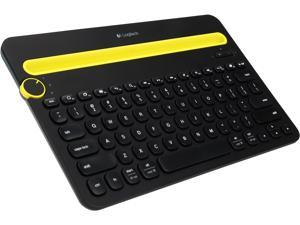 Logitech Certified Refurbished K480 (920-006342) Bluetooth Multi-Device Keyboard for Computers and Android / IOS Tablets and Smartphones