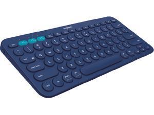 Logitech K380 920-007559 Blue Bluetooth Wireless Mini Keyboard