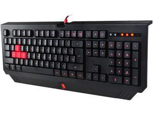 A4Tech B-Series B120  Gaming Keyboard - Black