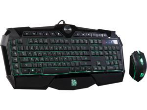 Thermaltake Tt eSports Challenger Prime RGB Gaming Keyboard and Mouse Combo