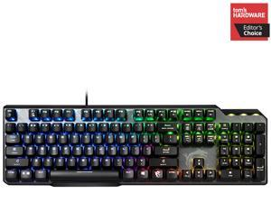 MSI Vigor GK50 Elite Kailh Blue Gaming Keyboard