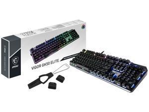 MSI VIGOR GK50 ELITE BOX WHITE Gaming Keyboard