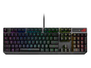 ASUS 90MP0240-BKUA00 ROG Strix Scope RX Gaming Keyboard