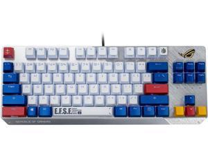 ASUS 90MP0290-BKUA00 ROG Strix Scope TKL GUNDAM EDITION Gaming Keyboard