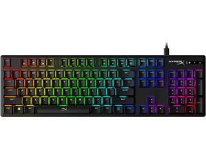 HyperX HX-KB6AQX-US Gaming Keyboard