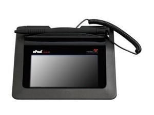 ePadLink ePad-Vision VP9808 Electronic Signature Capture Device with Full-color LCD Screen, USB-powered