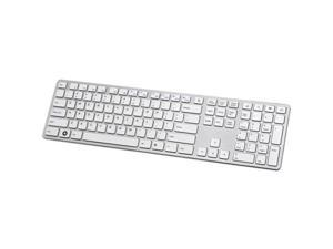 I-Rocks KR-6402-WH Keyboard