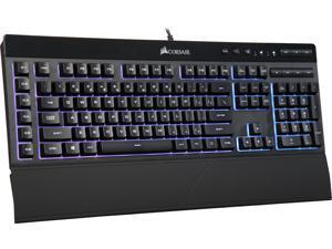 Corsair Certified CH-9206015-NA K55 RGB Gaming Keyboard