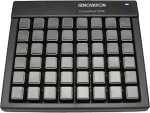 Genovation Serial Usb Inc 12 Keys Product Category: Input Devices//Keyboards /& Keypads Genovation 904-Rj Miniterm Keypad